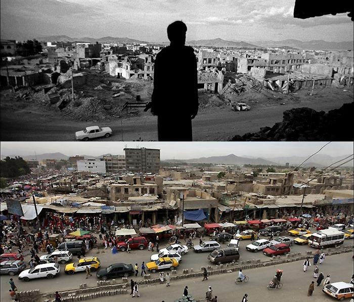 تصاویر جنگ افغانستان