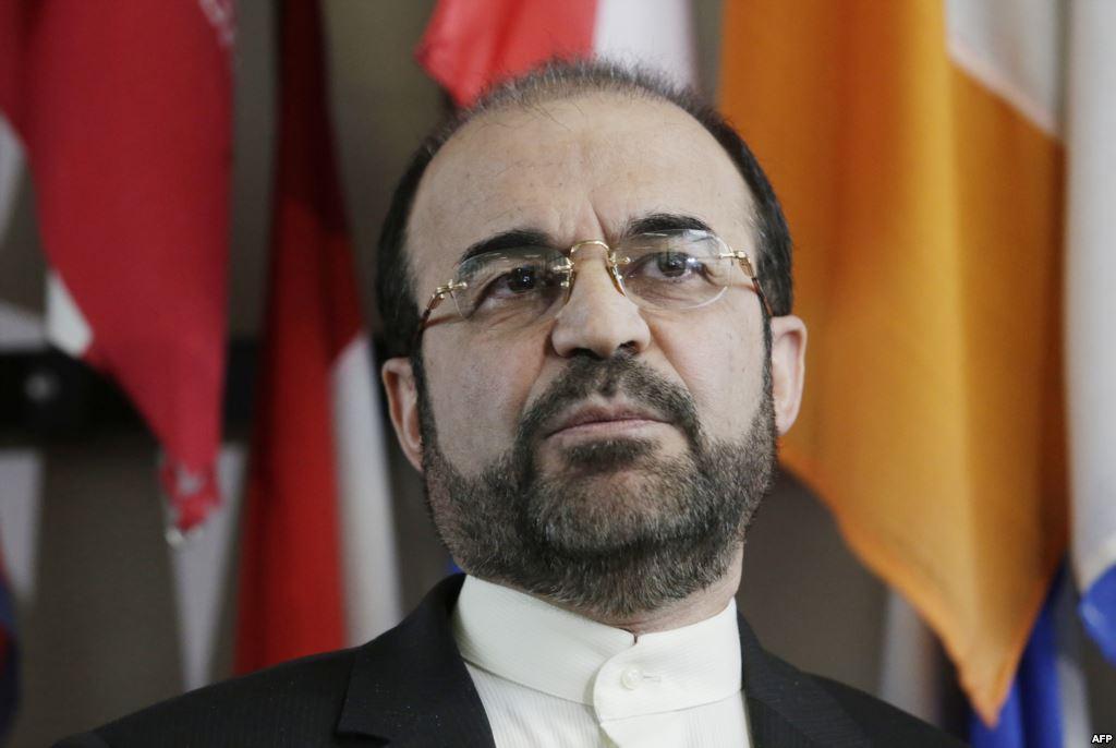 رضا نجفی,آژانس بین المللی انرژی اتمی