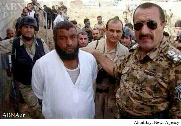 امیر داعش در ایران دستگیر شد!