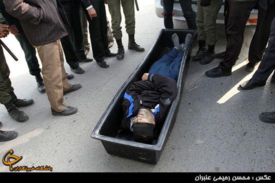 عکس اعدام حوادث مشهد اخبار قتل اخبار اعدام