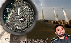 شهید تهرانیمقدم به صراحت گفت که میخواهد اسرائیل را نابود کند
