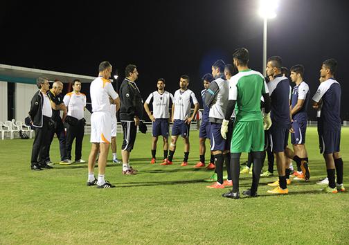آغاز دیدارهای قهرمانی زیر ۲۳ سال غرب آسیا : ایران - بحرین