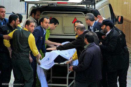عکس تسلیت مرگ مرتضی پاشایی