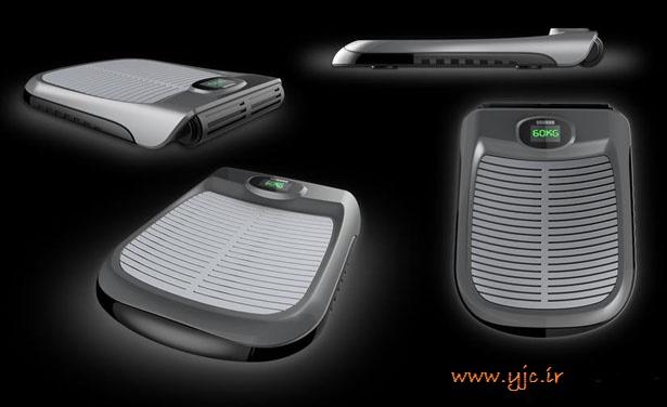 آندروید, Android, برنامه موبايل, آیپد, آیفون, دانلود, موبايل, كليپ, بازي, زنگ خوری, اس ام اس, جاوا, بازی آندروید, نرم افزار آندروید, Iphone ,Ipad - ترازویی که میکروب های بدن را میگیرد +عکس