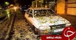 ۸۰ موردآب گرفتگی در پایتخت /نجات ۷۵ حادثه دیده در تهران و دماوند