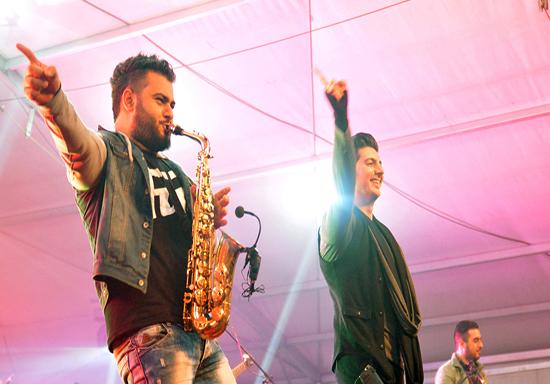 حواشی کنسرت فرزاد فرزین در شمال کشور + تصاویر