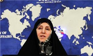 تبریک آزادسازی تکریت از سوی سخنگوی وزارت امور خارجه
