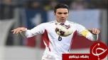 نکونام از بازیهای ملی خداحافظی کرد