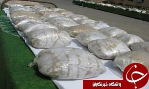 3076024 447 443 کیلوگرم حشیش در عملیات مشترک پلیس سمنان و کرمان کشف شد