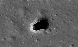 تونلهای مرموز زیر ماه پناهگاه فضانوردان آینده   تصاویر