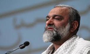 سردار نقدی درگذشت حاج علی آهی را تسلیت گفت
