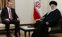 دیدار رئیس جمهوری ترکیه با رهبر انقلاب اسلامی