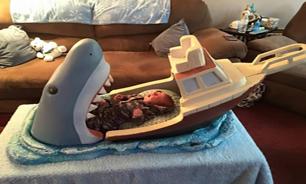 باور نکردنیترین گهوارهها مخصوص خواباندن نوزاد + تصاویر