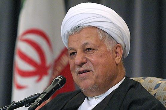 آیتالله هاشمی رفسنجانی درگذشت خواهر گرامی رهبر معظم انقلاب را تسلیت گفت.