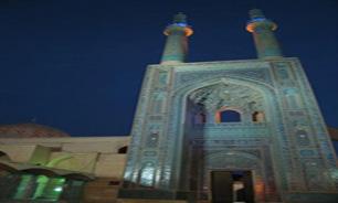 3089126 963 گشايش گنجينه مسجد جامع يزد