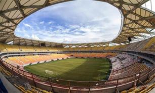 ورزشگاه مانائوس هم به لیست میزبانان فوتبال المپیک ریو اضافه شد