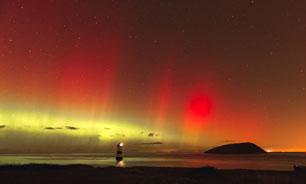 برترینهای عکاسی نجومی از شفقهای آسمانی