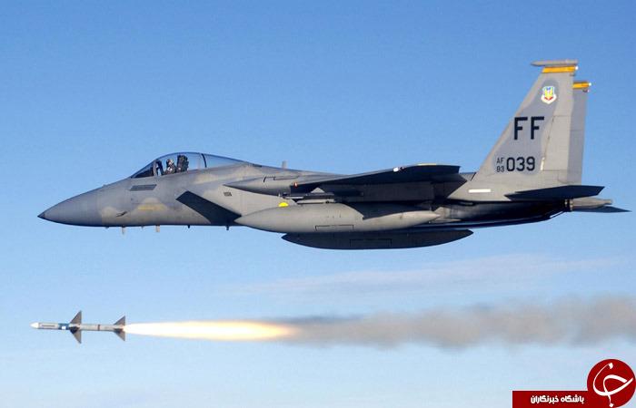 عربستان با کدام جنگنده آمریکایی،