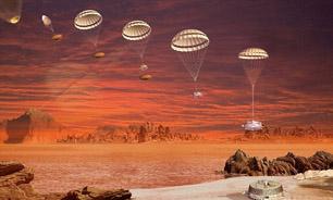 خبر شوکه کننده ناسا در خصوص ارسال فضانورد به مریخ + تصاویر