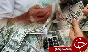 گزارش هفتگی/////////////صعود نرخ ارز مبادلهای/ نوسانات بازار ارز به اعتبار یک حرف