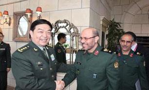 تقویت و گسترش روابط دفاعی دو کشور
