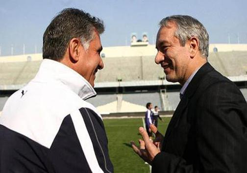 توپ این روزهای فوتبال ما هستیم نه کفاشیان و نه کی روش...