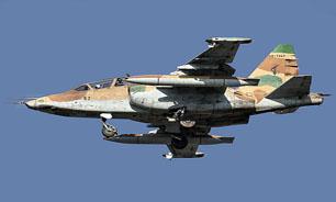غرش جنگندههای نهاجا بر فراز حرم مطهر امام خمینی(ره)