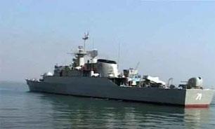 تجهیزات نیروی دریایی ارتش در رژه رونمایی شد