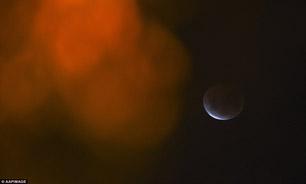 تصاویری استثنایی از ماه خونین در سراسر دنیا