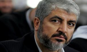 خالد مشعل درگذشت والده روحانی را تسلیت گفت