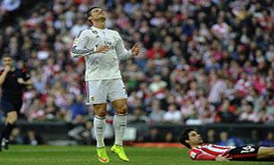 رئال مادرید پس از یک پیروزی خانگی خود را به بارسا رساند