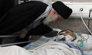 روایتی از حضور رهبر معظم انقلاب در بیمارستان خاتم الانبیا(ص)