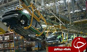 تولید یک میلیون و 130 هزار انواع خودرو طی سال 93/ پژوپارس رکورددار تولید شد