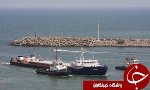 حمل و نقل دريای خزر به آبهای آزاد متصل میشود