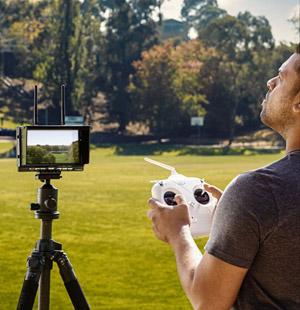 مدرن ترین ربات فیلم بردار