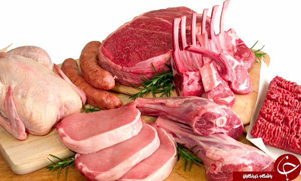 قیمت انواع گوشت و مرغ در فروشگاههای زنجیرهای / گوشت چرخ کرده کیلویی 25 هزار تومان