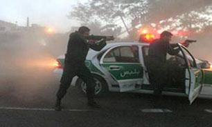 تیراندازی سوداگران به سمت پلیس بینتیجه ماند/ کاروان اشرار به اصفهان نرسید