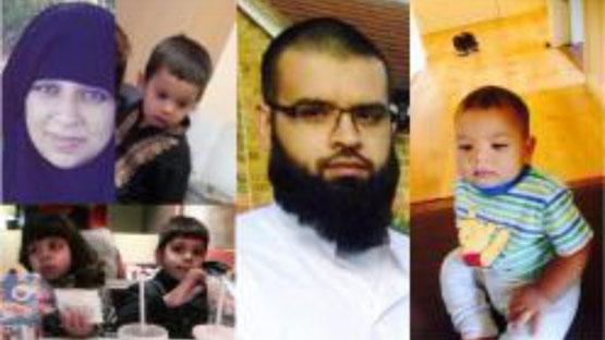 خانواده شش نفره عضو داعش را شناسایی کنید+عکس