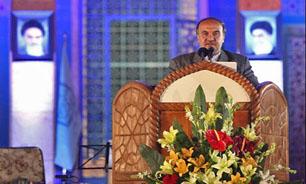 حضور معاون رئیس جمهور در مراسم یاد روز سعدی