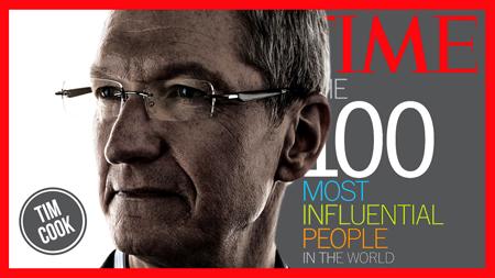 نام مدیرعامل اپل در لیست ۱۰۰ فرد اثرگذار سال ۲۰۱۵