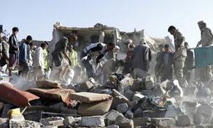 فوتبالیستهای یمنی جنایات آل سعود را محکوم کردند