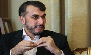 دیدار دبیرکل حزب اتحاد اسلامی کردستان عراق با امیرعبداللهیان