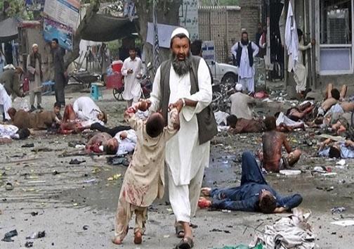جنایت داعش در افغانستان +عکس