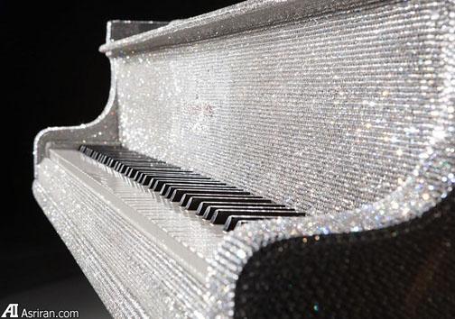 لوکسترین پیانو جهان+عکس