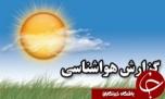 افزایش شدت باد در غرب سواحل خزر/ بارشهای پراکنده امروز در آذربایجان غربی