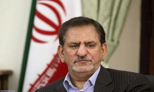 معاون اول رییس جمهوری از پایانه مرزی مهران بازدید کرد