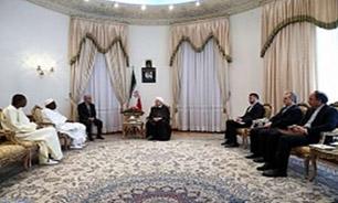 ایران آماده گسترش سرمایه گذاری های اقتصادی و صنعتی در سنگال است
