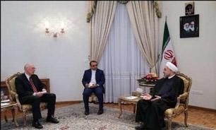 هیچ مانعی برای توسعه روابط دو کشور تاریخ ساز ایران و یونان وجود ندارد