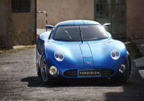 قدرتمندترین خودروی تمام برقی جهان ساخته شد