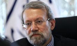 رئیس مجلس عراق با رئیس مجلس شورای اسلامی گفتوگو کرد